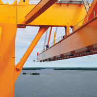 Konecranes Ship-to-Shore gantry crane
