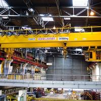 Konecranes Custom Cranes - Automotive Industry