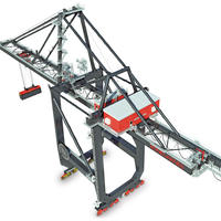 Konecranes Ship-to-Shore gantry crane 3D
